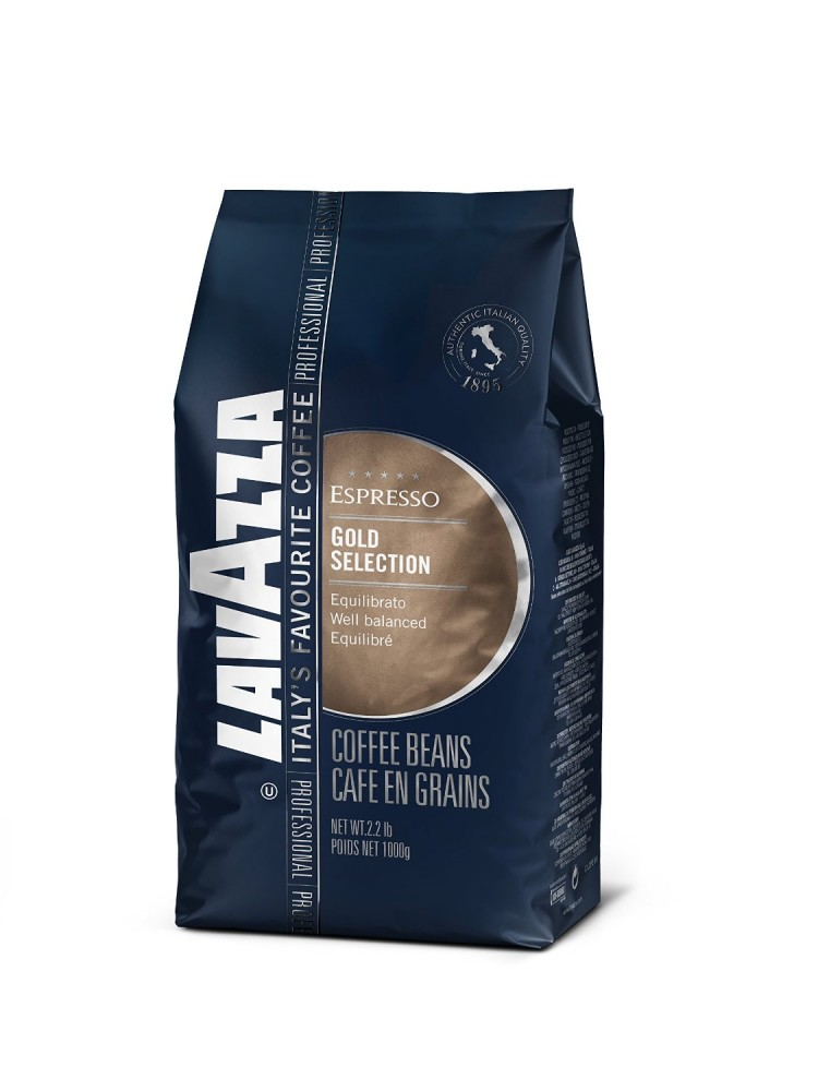 Lavazza Gold Selection Coffee Beans 6KG